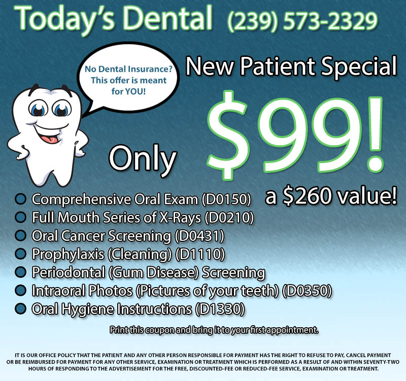 Today's Dental Of Cape Coral